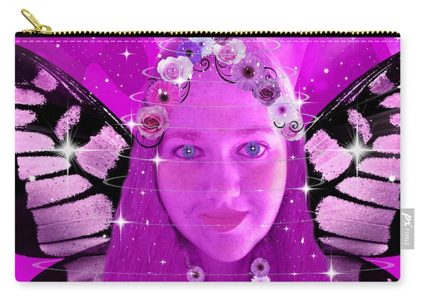 Pink Promises Carry-all Pouch