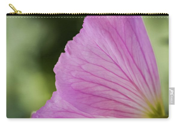 Pink Vains Carry-all Pouch
