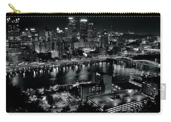 Pittsburgh Full City View Carry-all Pouch