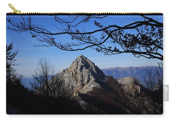Pizzo D'uccello Alpi Apuane Carry-all Pouch