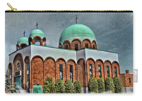 Place Of Worship Carry-all Pouch