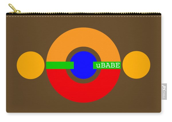 Planet Babe Carry-all Pouch