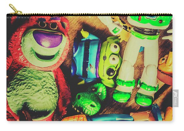 Play In Imagination Carry-all Pouch