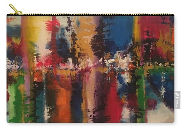 Playing With Color II Carry-all Pouch