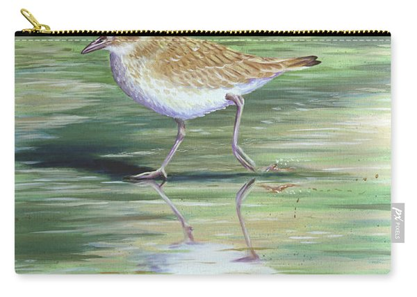 Plover Reflections Carry-all Pouch