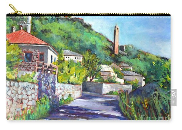 Pocitelji - A Heritage Village In Bosina Carry-all Pouch