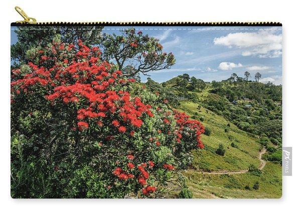 Pohutukawa Tree, Otama, Coromandel Peninsula - Waikato Carry-all Pouch