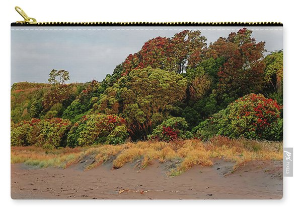 Pohutukawa Trees Carry-all Pouch