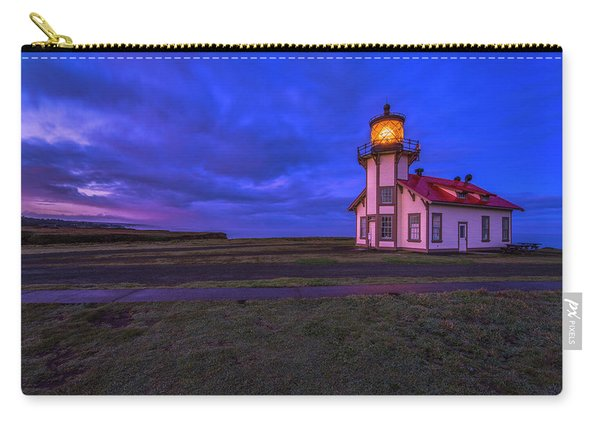 Point Cabrillo Light Station - 3 Carry-all Pouch