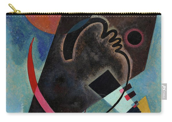 Pointed And Round - Spitz Und Rund Carry-all Pouch
