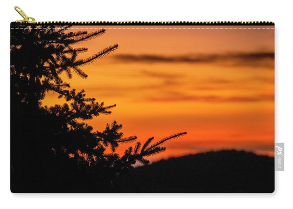 Pointing To Dawn Carry-all Pouch
