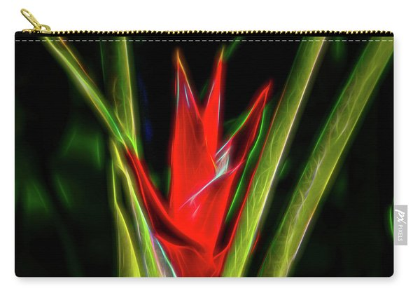 Points Of Light Carry-all Pouch