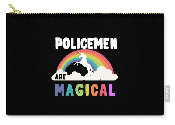 Policemen Are Magical Carry-all Pouch