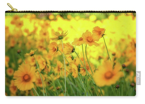 Pollinator Field Carry-all Pouch