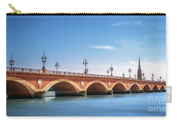 Pont De Pierre In Bordeaux Carry-all Pouch
