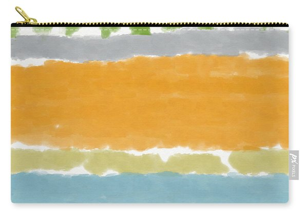 Poolside 1- Art By Linda Woods Carry-all Pouch