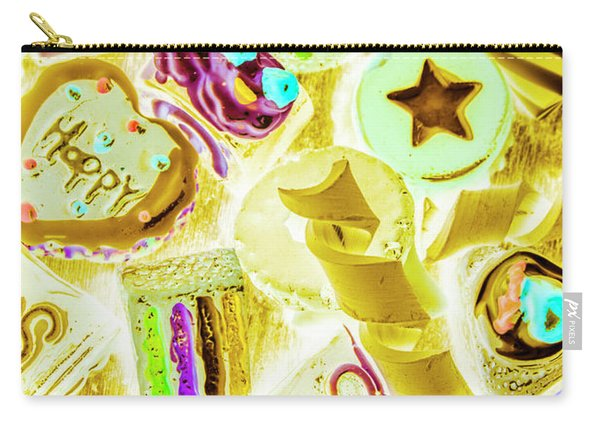 Pop Art Party Carry-all Pouch