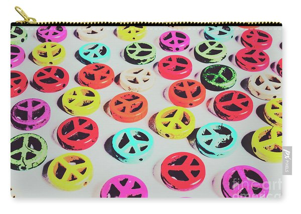 Pop Art Sixties  Carry-all Pouch
