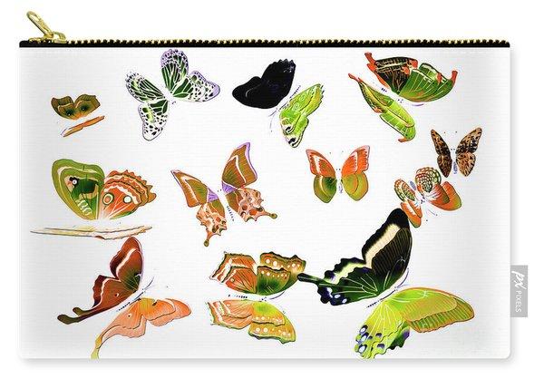 Pop Art Tropics Carry-all Pouch