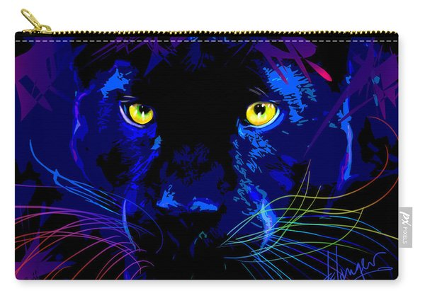 pOpCat Black Panther Carry-all Pouch