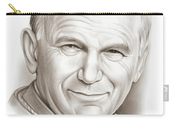 Pope John Paul II Carry-all Pouch