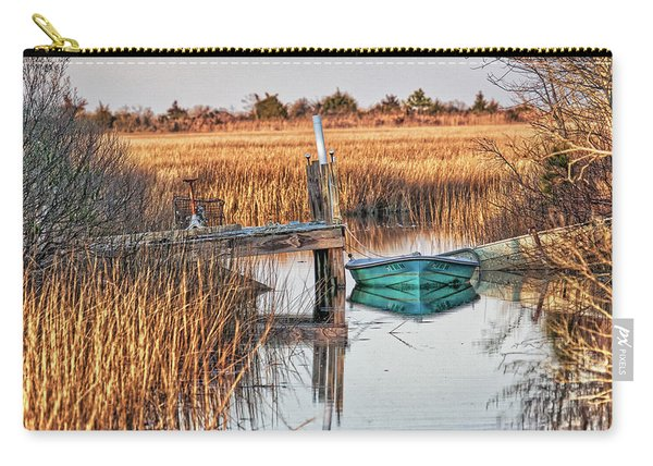 Poquoson Marsh Boat Carry-all Pouch