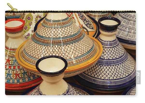 Porcelain Tagine Cookers  Carry-all Pouch