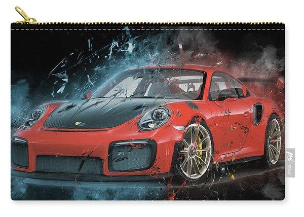 Porsche 911 Gt2 Carry-all Pouch