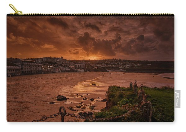 Porthmeor Sunset 2 Carry-all Pouch