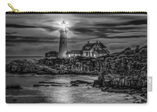 Portland Lighthouse 7363 Carry-all Pouch