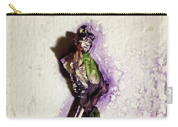 Portrait Of Stan Carry-all Pouch