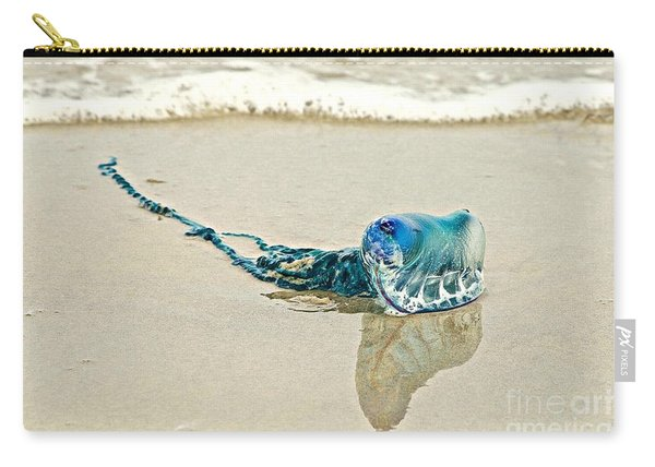Portuguese Man O' War Carry-all Pouch