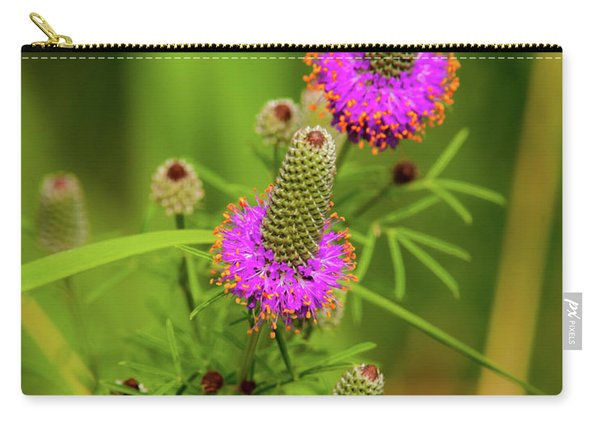 Prairie Clover Carry-all Pouch