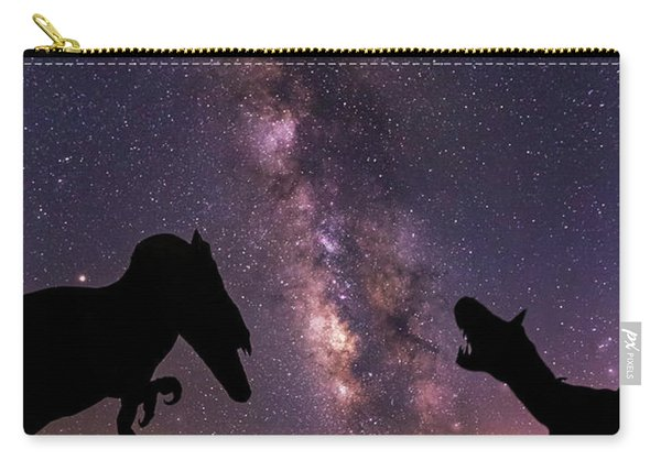 Pre Historic Carry-all Pouch