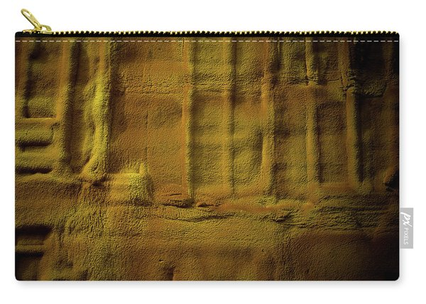 Prehistoric Scene Carry-all Pouch
