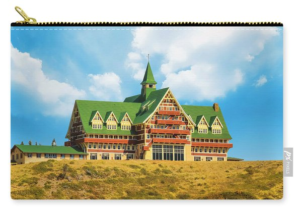 Prince Of Wales Hotel Is Elegant Grand And Haunted Carry-all Pouch