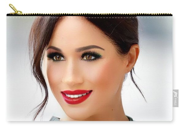 Princess Meghan Carry-all Pouch