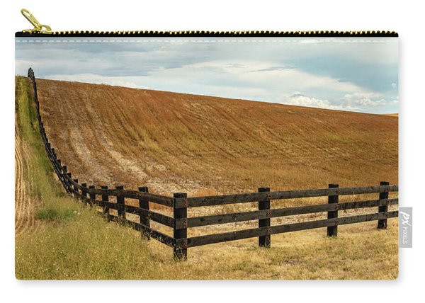 Property Lines Carry-all Pouch