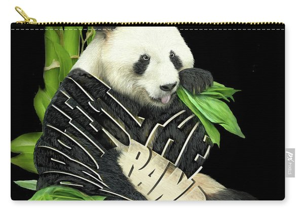 Protect The Panda Carry-all Pouch