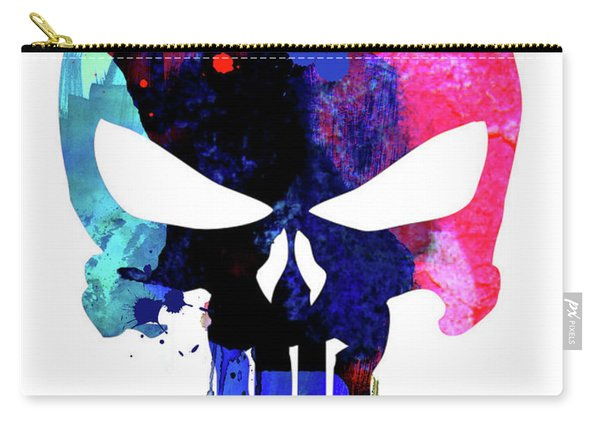 Punisher Watercolor Carry-all Pouch
