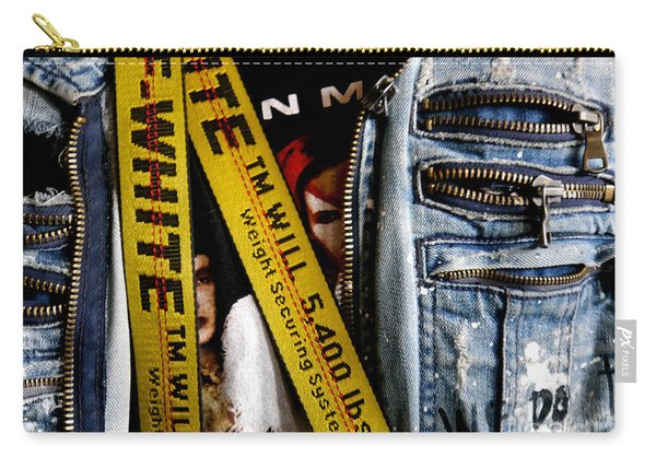 Punk Jacket /  Carry-all Pouch