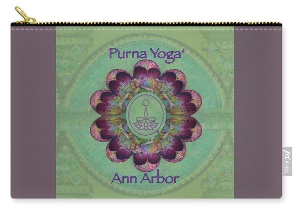 Purna Yoga Ann Arbor Carry-all Pouch