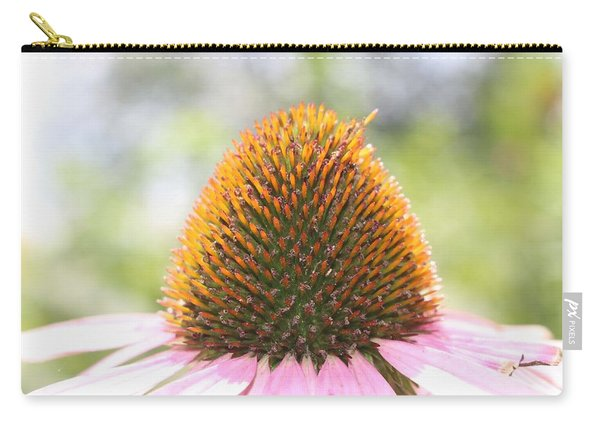 Purple Coneflower Seeds Carry-all Pouch
