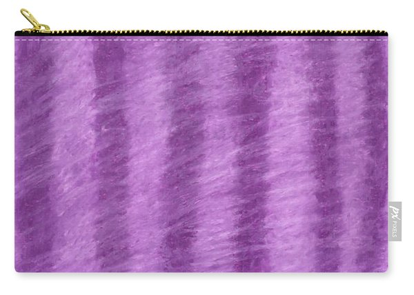 Purple Hazy Nights Carry-all Pouch