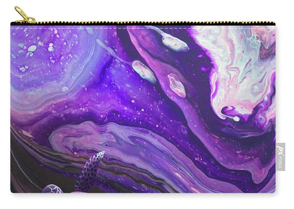 Purple Munchkin Carry-all Pouch