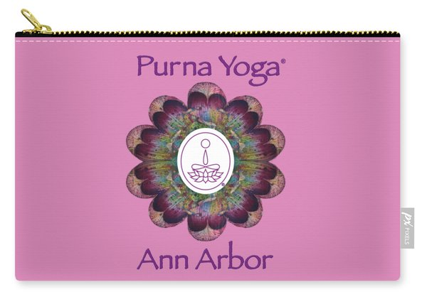Pyaa White Carry-all Pouch