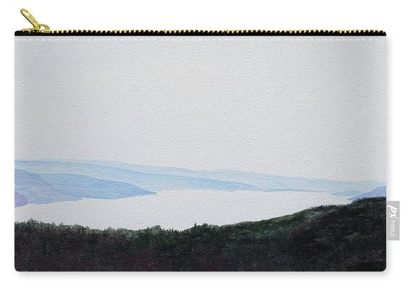 Quabbin Looking North Carry-all Pouch