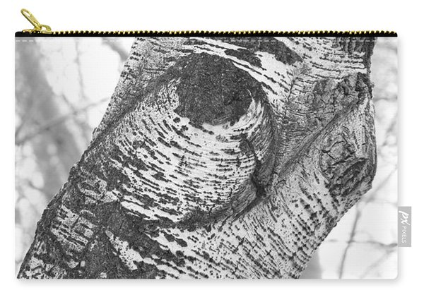 Quail In The Poplar Tree Carry-all Pouch