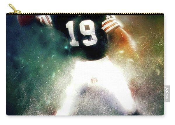 Quarterback Bernie Kosar Carry-all Pouch
