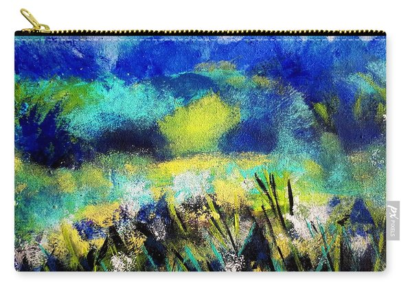 Queen Anne'lace Carry-all Pouch